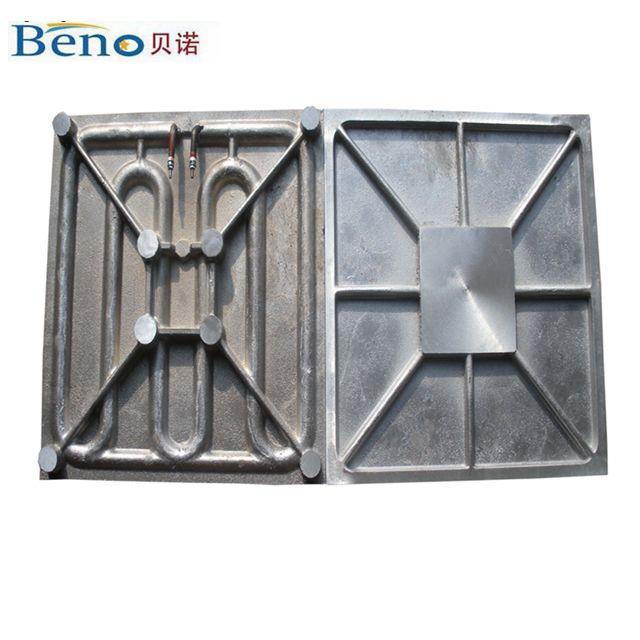 heating press machine part heating plate