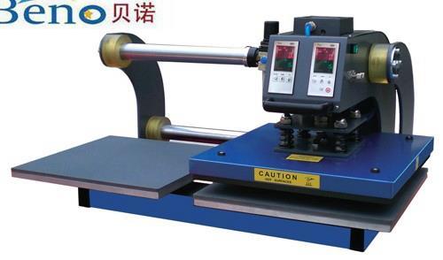 heating press machine
