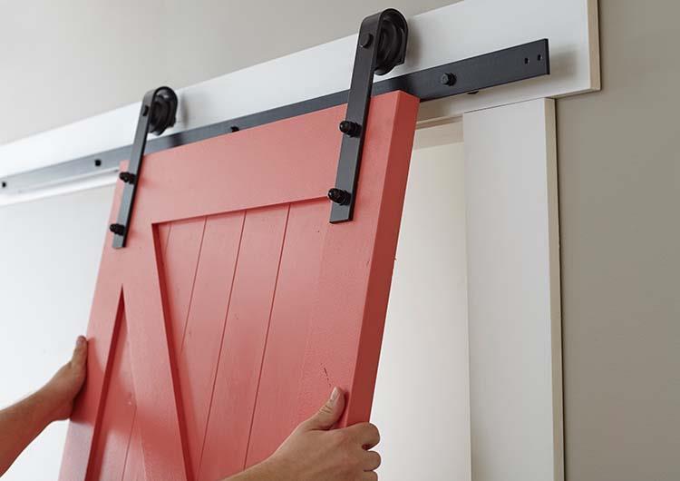Barn Door Cabinet Hardware