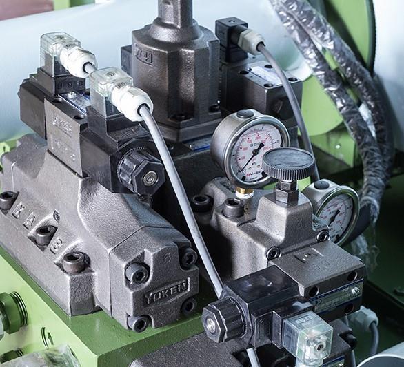 Refurbishied UBE Die Casting Machine.JPG
