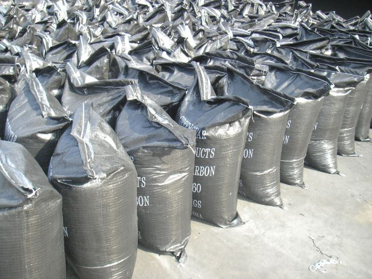 activated carbon Packing