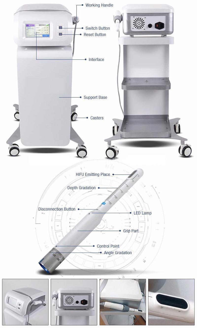 High Intensity Focused Ultrasonic hifu machine for vaginal tightening.jpg
