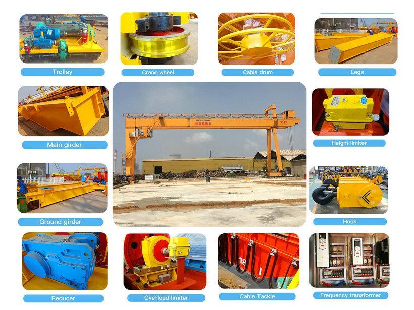 double girder gantry crane parts.jpg