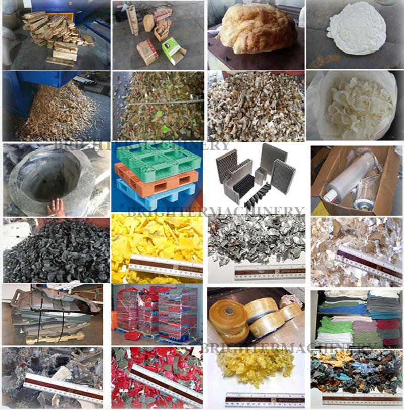 application of single shaft shredder.jpg