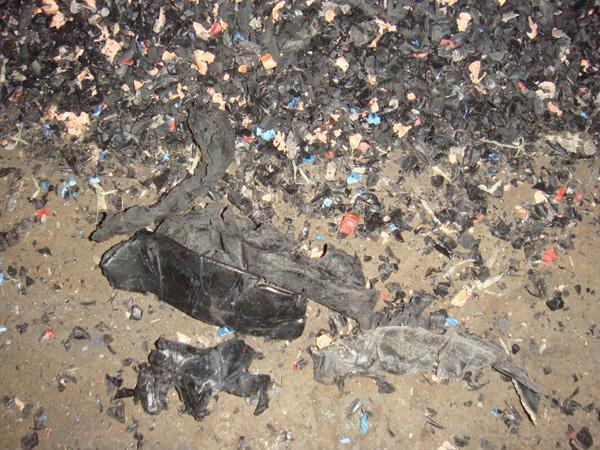 plastic lumps shredder (2).JPG