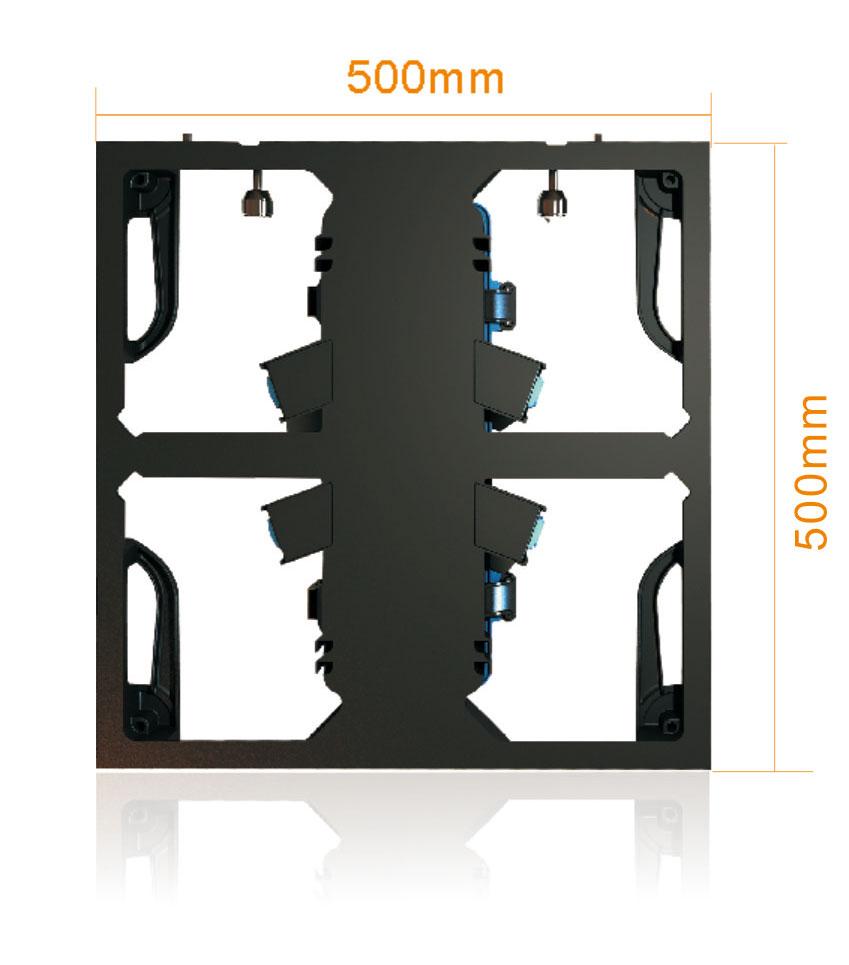 led video display panels