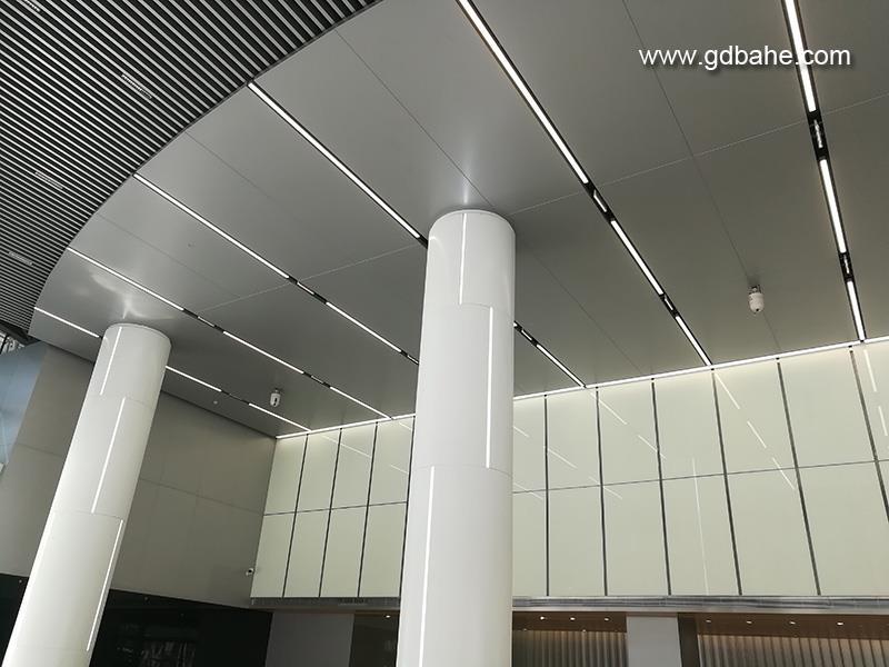 XiaoPeng auto dealer lobby aluminum ceiling systems 20180731002.jpg