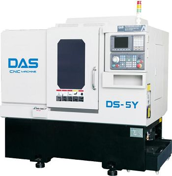 3 Axis Type Milling Turning CNC Lathe DS-5Y