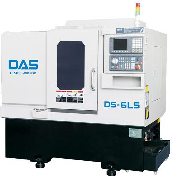 CNC Lathe with Unit Type Head Side Milling