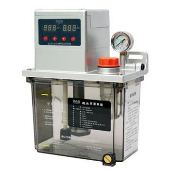 Digital CNC Lubrication Pump 3L