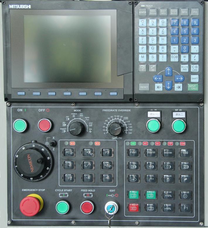 Advanced Shuttle Grinding Machine CNC lathe system
