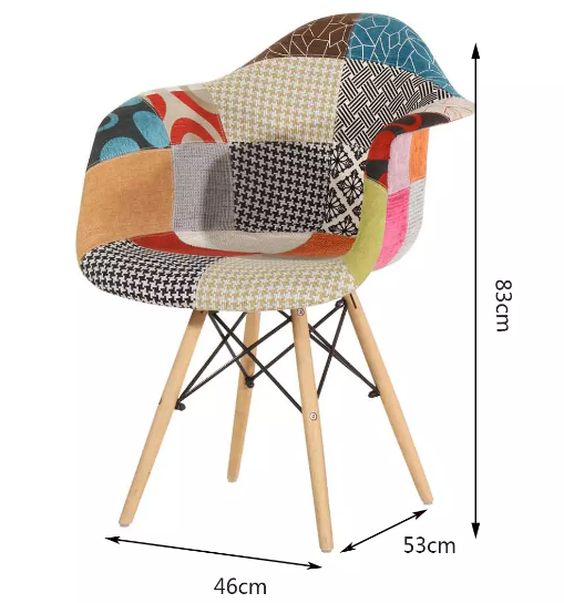 fabric chair for bedroom