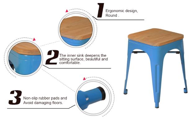 commercial bar stools