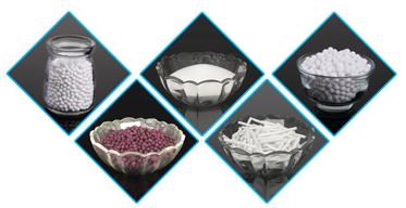 Серия продуктов с активированным глиноземом Адсорбент Desiccant.png