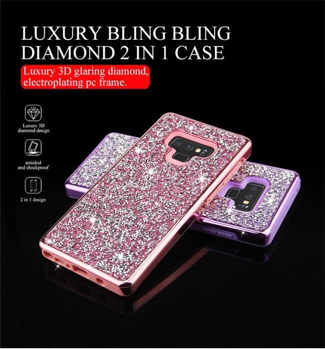 Glitter samsung Note 9 case (4).jpg