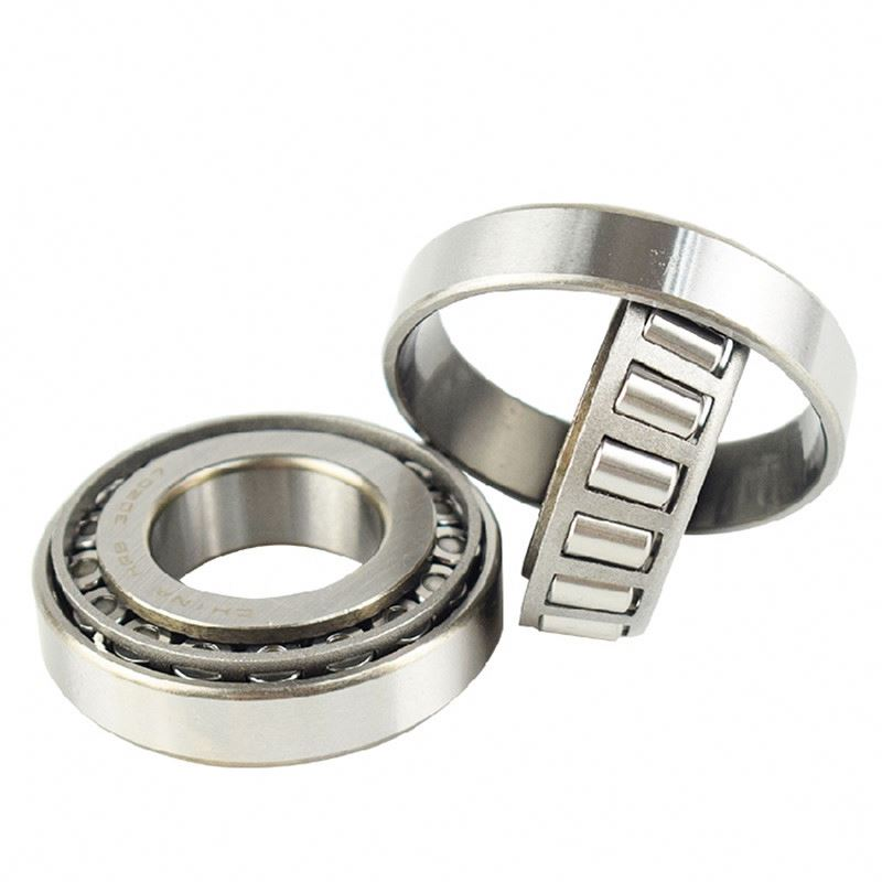 Hot sales chrome steel tapered roller bearing 30217