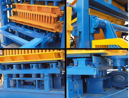 block making machine uk