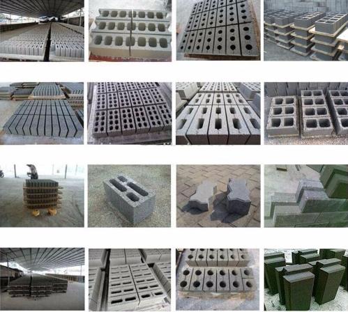 used concrete block machine for sale