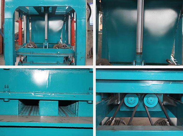 various cover block machine