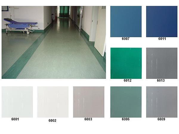 vinyl sheet floor