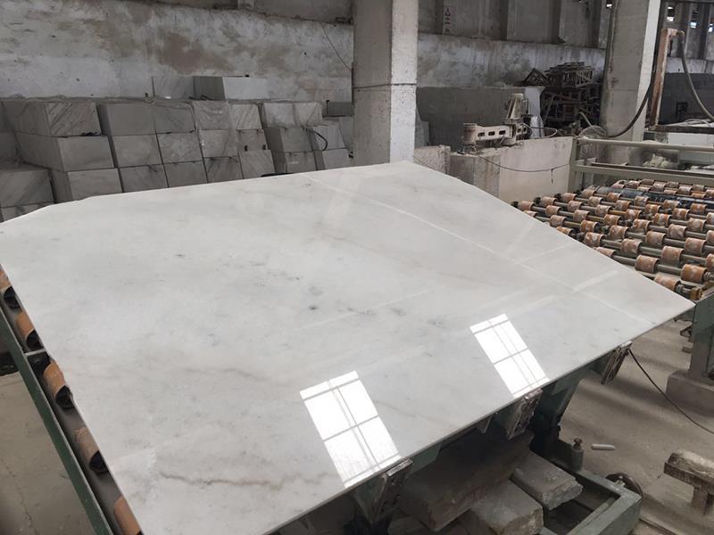 Carrara White Marble Guangxi White Marble