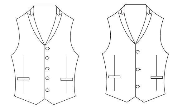 suit Waistcoats