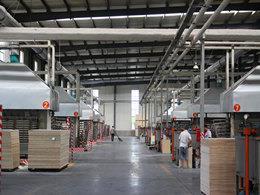 VIIKAN Melamine Board Factory