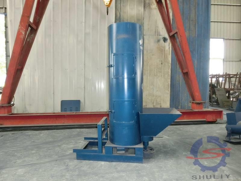 vertical type dewatering machine10