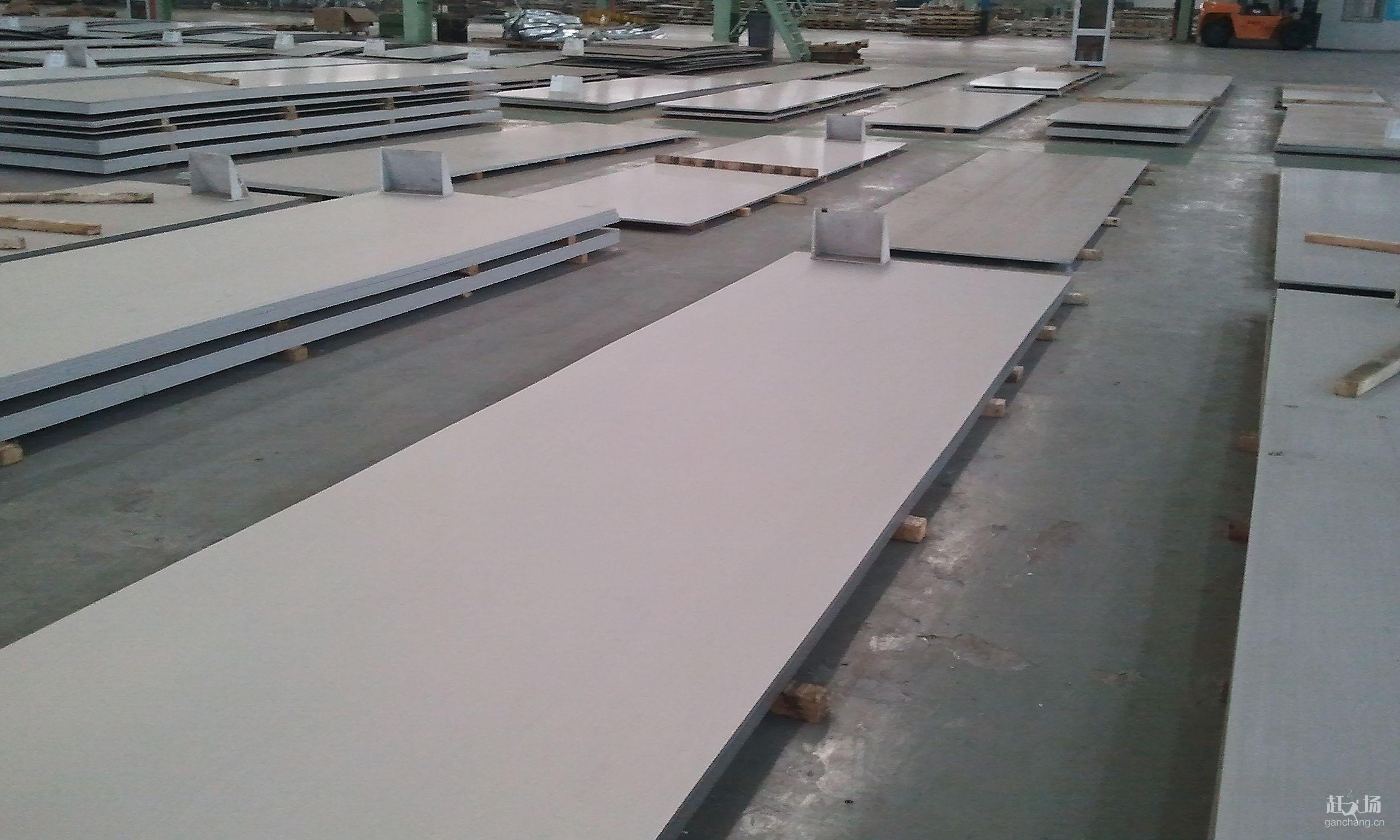 Stainless Steel Sheet 2B finish