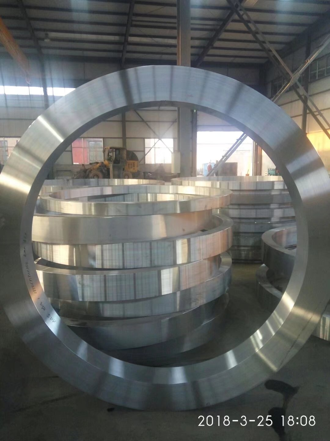 Stainless Steel Flange WN , SO , RF , BL