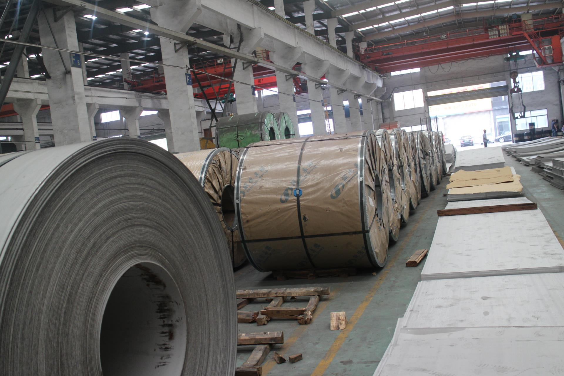 316L Stainless Steel Coil And Strip