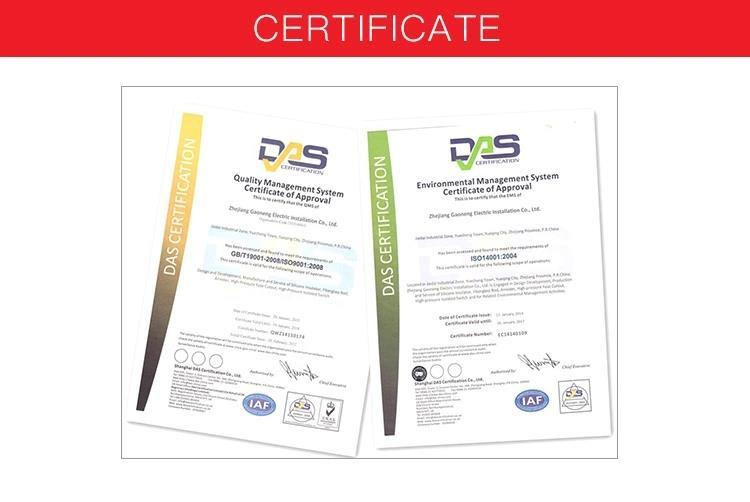 1.Composite Silicone Polymer Insulators certificate.jpg