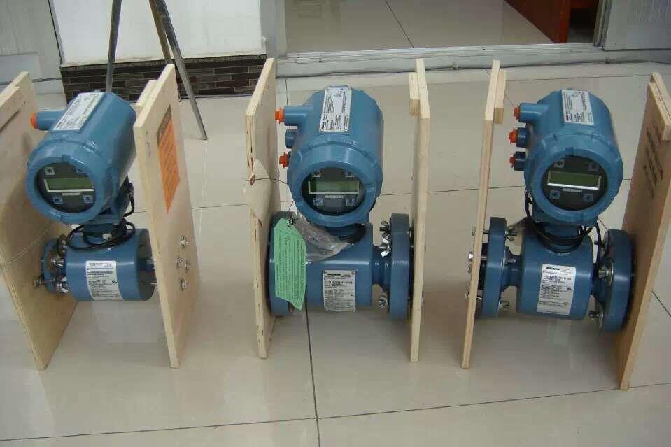 Rosemount 8732 and 8712 transmitters and flowmeters