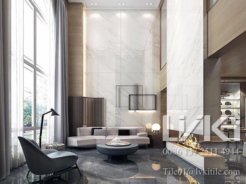 Black White Marble Floor Tiles wall tile flooring tile porcelain tile full budy marble tile