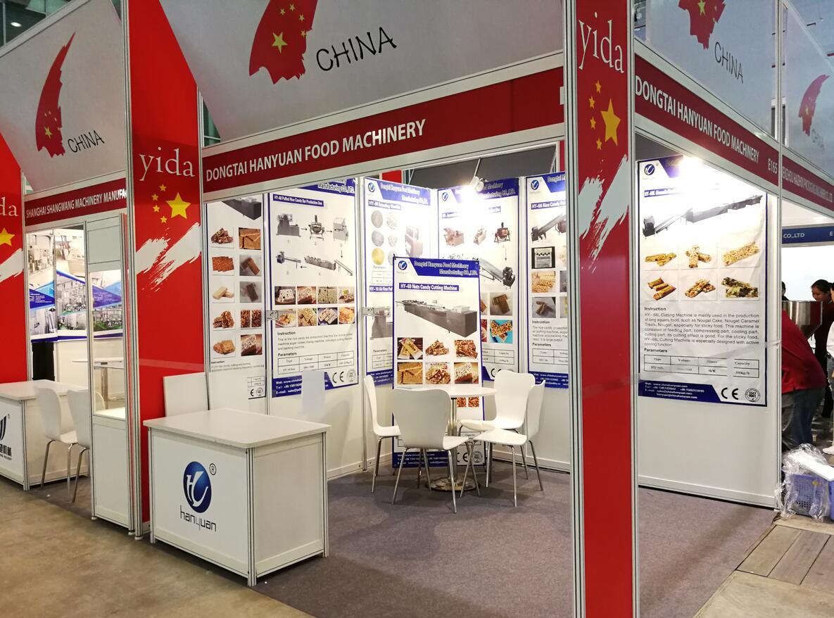 Scene of 2018 Vietfood&Beverage Exhibition-hanyuan machinery-2.jpg