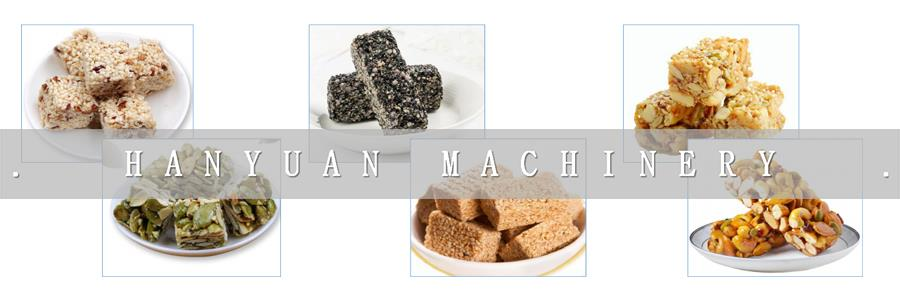 Nuts Crisp Bar Cutting Machine,Peanut Candy Brittle Making Machine,Sesame Cnady Cutting Machine