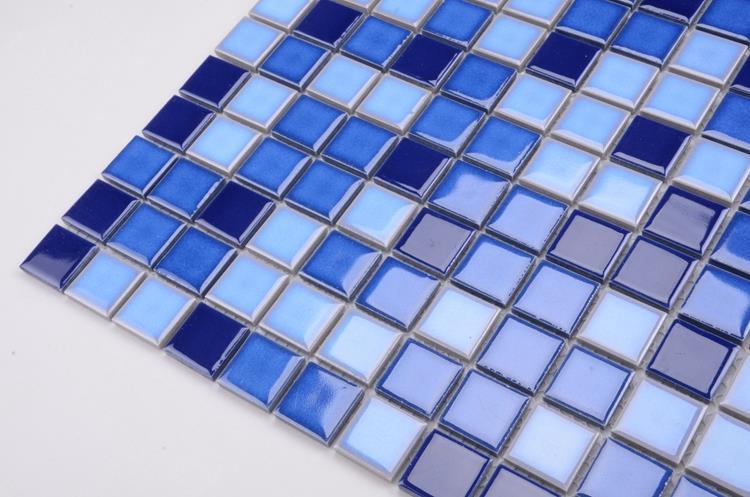instalando mosaico