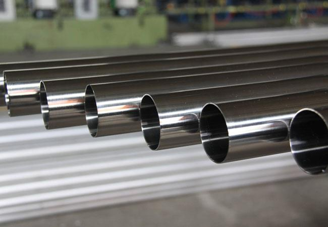 thin-walled stainless steel pipe for water