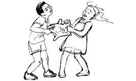 conflict between kids