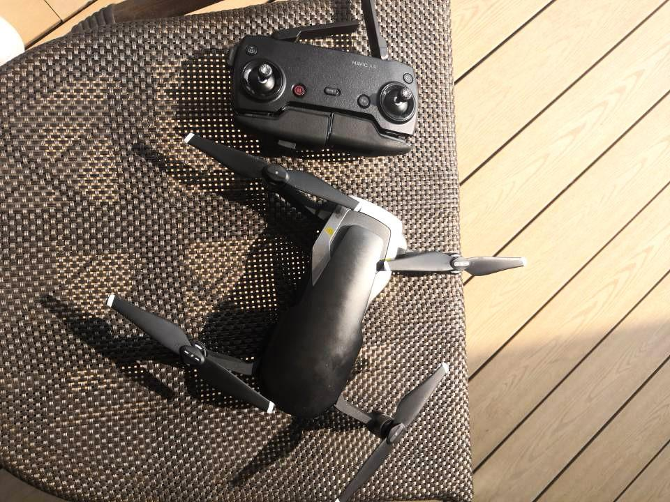 2Drone used to take photos for Cowboy