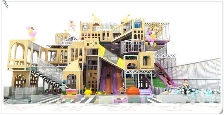 indoor playground price