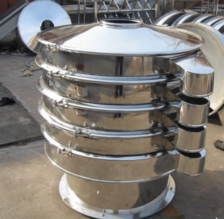sieving machine manufacturers
