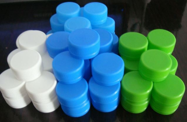 Purified Water Cap Compression Molding