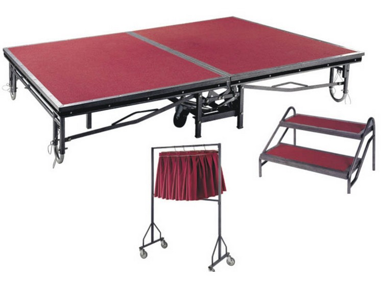 Movable Stage