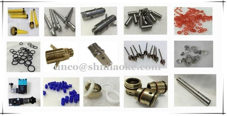 waterjet some spare parts