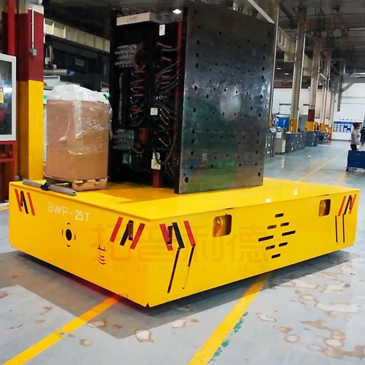 Vehículo direccional de la transferencia para la industria del molde .jpg