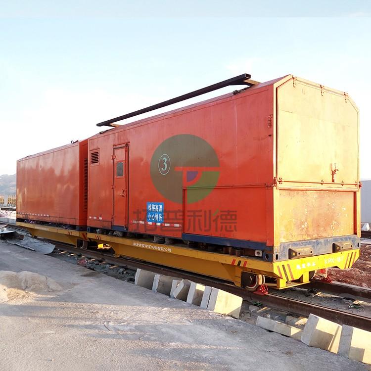 عربة نقل مسطحة الكهربائية (2) .jpg