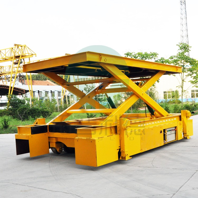 Hydraulic Rail Transfer Car