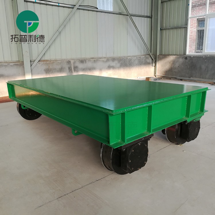 Towed Mold Transfer Cart