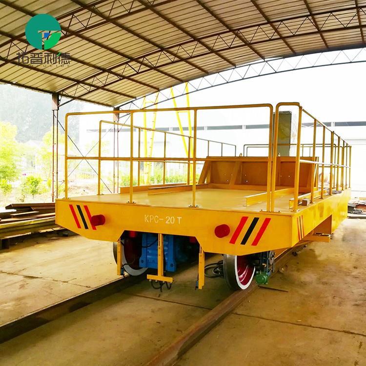 Busbar Power Rail Transfer Trolley